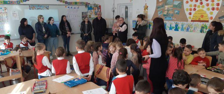 """PORȚI DESCHISE LA ȘCOALA GIMNAZIALĂ """"LUCIAN GRIGORESCU"""""""
