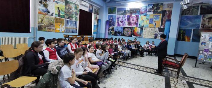 Ziua Internațională a Cititului Împreună (ZICI 2020)